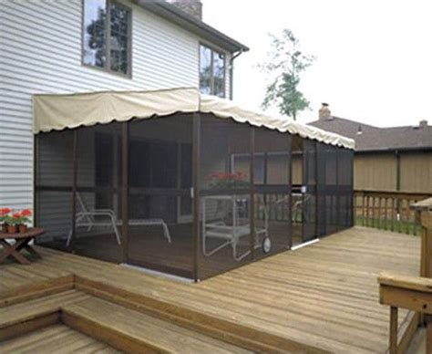 Patio Umbrella With Screen Enclosure Best 25 Patio Screen Enclosure Ideas On Diy Screen Porch Screened In Porch Plans