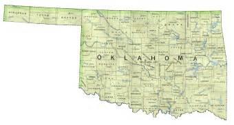 Oklahoma Map Usa pics photos usa map with oklahoma highlighted