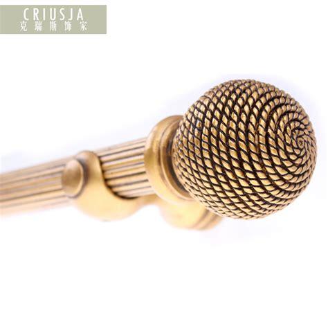 wooden curtain rods online online get cheap wood curtain rods aliexpress com
