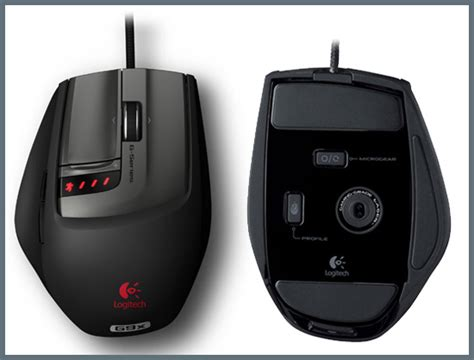Mouse Macro Logitech G9x The Logitech G9x Laser Gaming Mouse