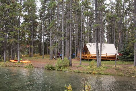 Alberta Parks Comfort Cing by Family Adventures In The Canadian Rockies 5 Easy Ways To
