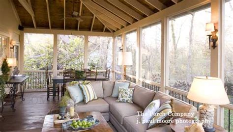 screen porch decorating ideas inspiring screen porches pictures