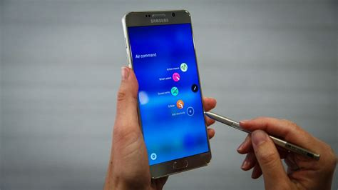 Supercopy Replika Samsung Galaxi Note 5 samsung galaxy note 5 review top end specs and stylus big screen rivals but you ll pay a