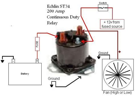 battery solenoid wiring diagram battery isolator wiring
