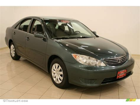 Toyota Camry Green Color 2006 Aspen Green Pearl Toyota Camry Le 33803010 Photo 2
