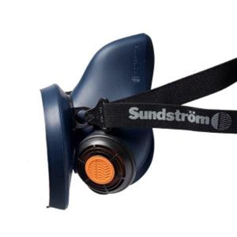 home depot paint respirator sundstrom safety silicone half mask respirator sr 100 m l