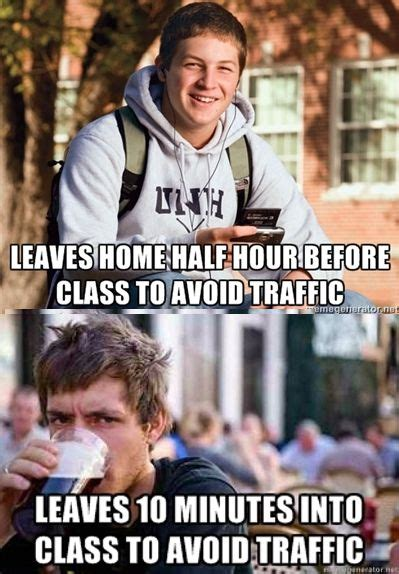 Freshman Memes - college freshmen vs lazy college senior just memes and