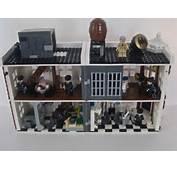MOC Gotham City  Police HQ LEGO Licensed Eurobricks