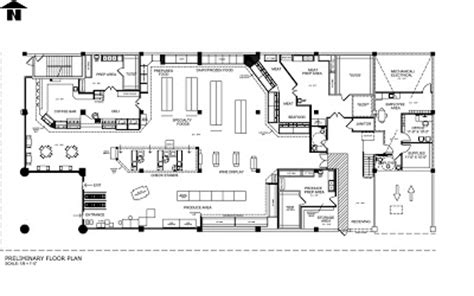 grocery store floor plan place du vivre grocery store floor plan