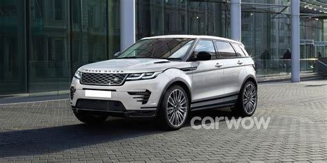 2019 range rover evoque price specs and release date carwow
