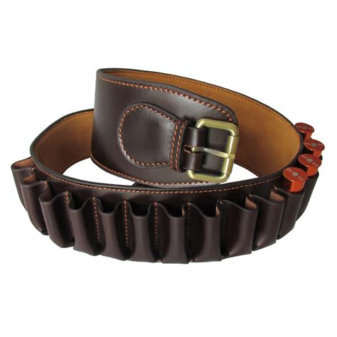 image gallery leather ammo belt