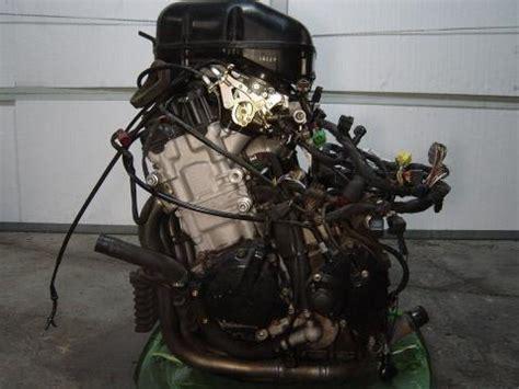 Suzuki Gsxr 1000 Motor 01 02 Suzuki Gsxr 1000 Engine Moto Parts