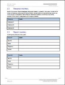 resource guide template operations guide template pack instant forms