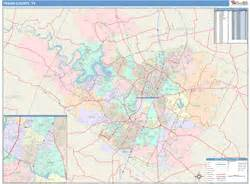 travis county colors travis county tx wall map color cast style by marketmaps