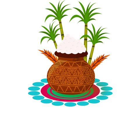 design elements vector png pongal pot png vectors free design elements for makara
