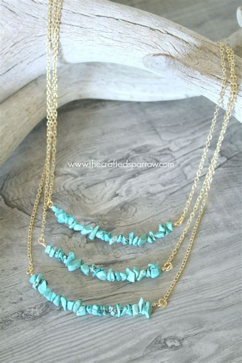 Guest Bathroom Decor by 25 Diy Necklace Ideas And Tutorials Noted List