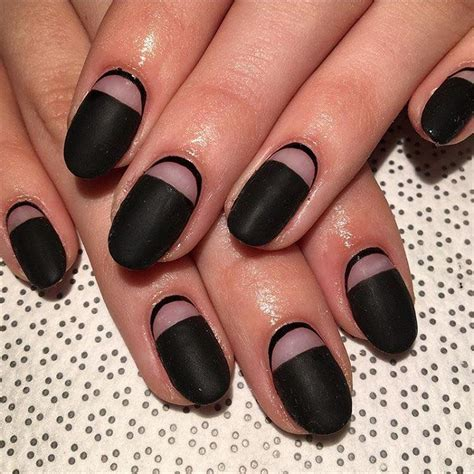 beautiful matte nail colors designs fashion
