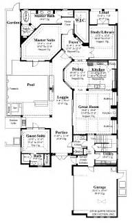 Mediterranean House Plans With Courtyards print this floor plan print all floor plans