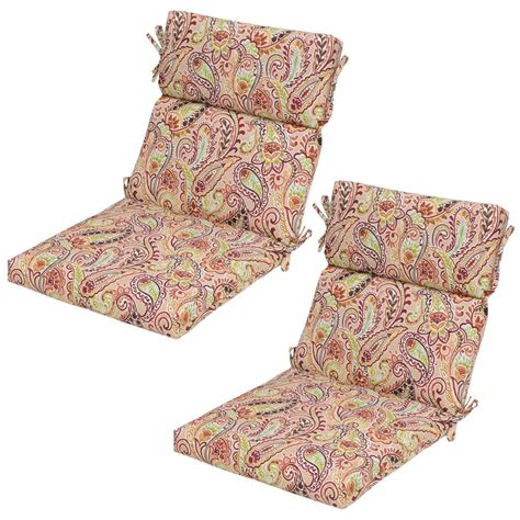 Recovering Dining Room Chair Cushions by Dining Chair Cushions Ballerina Tie Dining Chair
