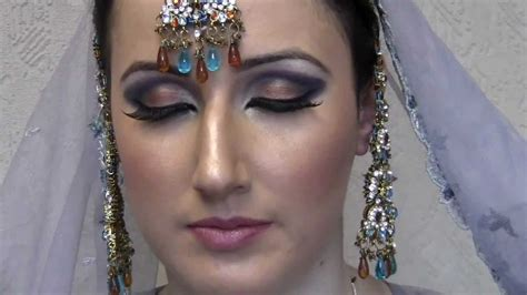 walima makeup of pk dailymotion pakistani bridal makeup walima makeup youtube