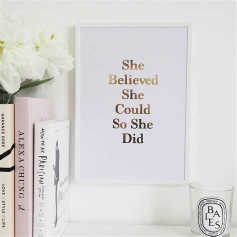 she believed she could so she did 2018 empowerment weekly monthly planner with to do lists inspirational quotes motivational diaries volume 1 books she believed she could so she did foil print by