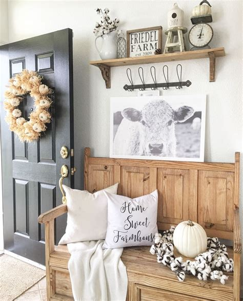farm decorations for home best 25 rustic entryway ideas on pinterest entryway