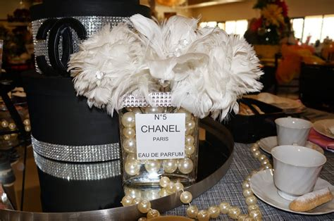 chanel inspired home decor coco chanel inspired tablesetting the days of summer