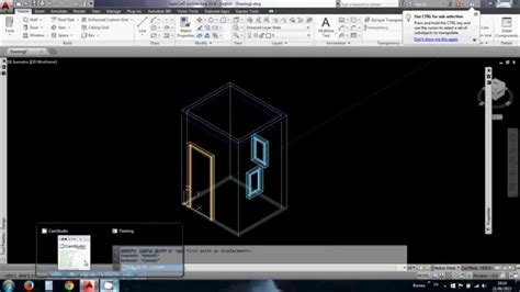 how to draw a cabinet how to draw a small cabinet in autocad