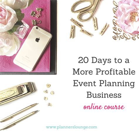 To Be Wedding Planner by How To Become An Event Designer