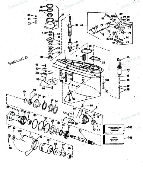 omc stringer parts diagram omc stringer parts diagram best free home design