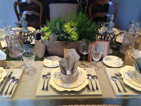 county french table setting by dress the table party ideas pinterest french the o jays