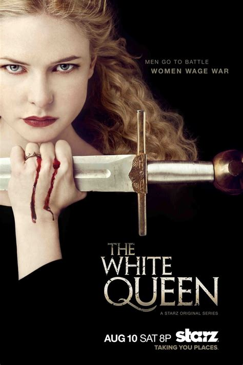 queen film poster the white queen dvd release date