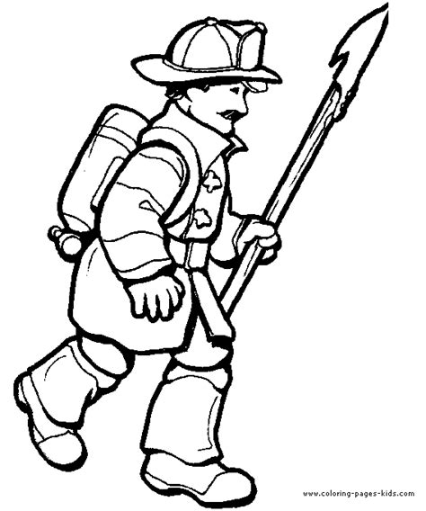 E 911 911 Coloring Pages