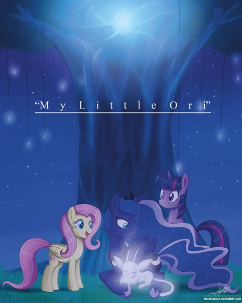 My Pony Ori my ori commission by the butcher x on deviantart