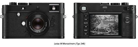 Pasaran Kamera Leica apakah kita benar benar memerlukan kamera monochrome