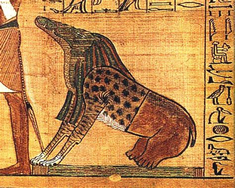 imagenes de divinidades egipcias dioses egipcios taringa