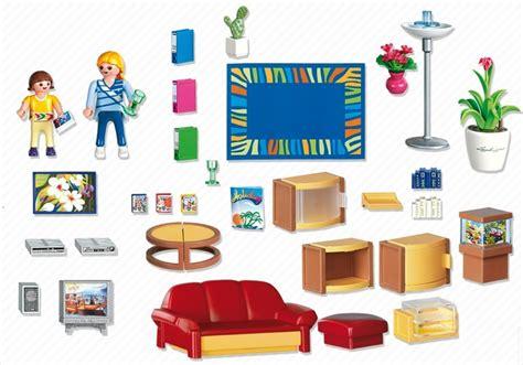 playmobil wohnzimmer 5332 playmobil living room 5332 nakicphotography