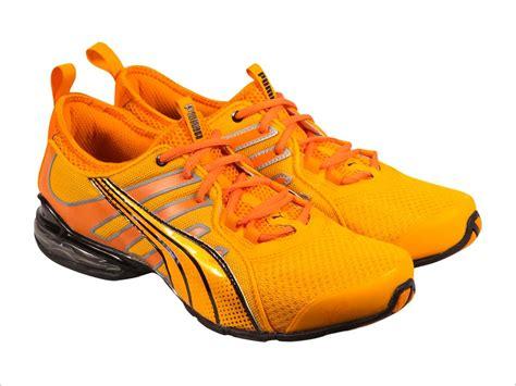 orange athletic shoes voltaic 4 m marigold vibrant orange mens athletic