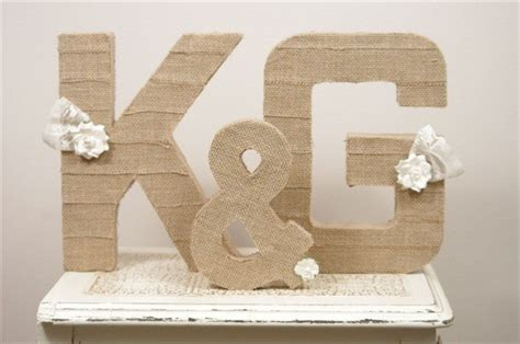 burlap covered letters burlap wrapped letters how to win yours emmaline