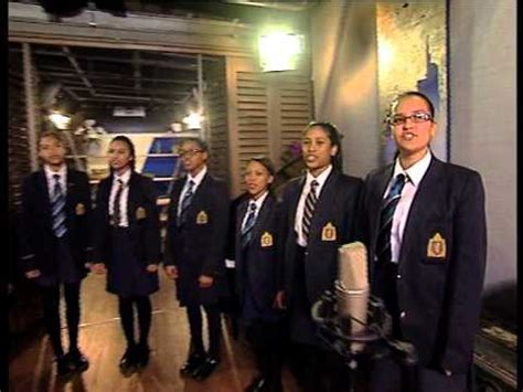 groote schuur primary singwithus groote schuur high school vocal ensemble