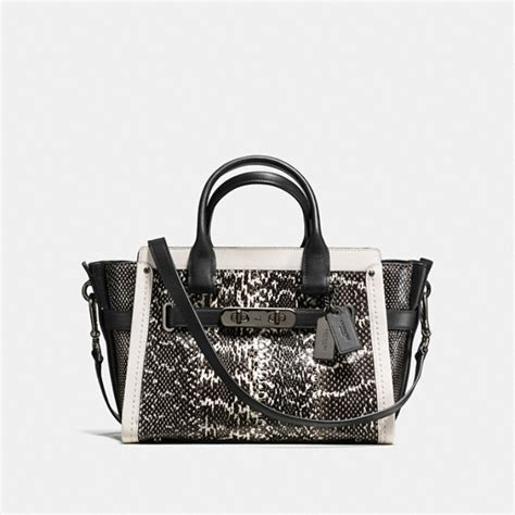 Coach Swagger 27 Embelished coach s bags
