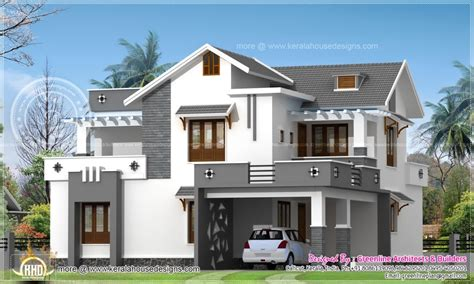 New Home Models And Plans New Model Kerala House Plans Models Kaf Mobile Homes
