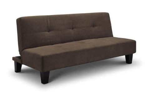 black suede sofa bed daytona sofa bed in faux suede black alfreda s vincent
