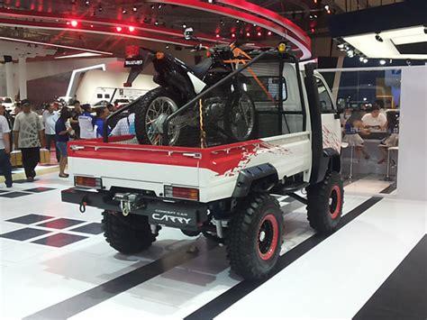 Kas Rem Mobil Suzuki Carry Suzuki Carry Offroad Concept Bukan Sekedar