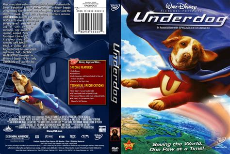 film underdogs full movie underdog 2007 ws r1 movie dvd cd label dvd cover
