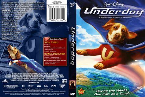 film underdogs dvd underdog 2007 ws r1 movie dvd cd label dvd cover