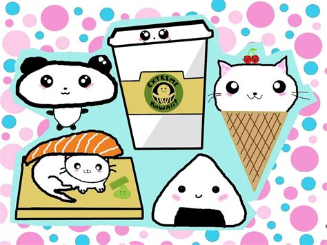 Collagen Kawaii related keywords suggestions for kawaii collage