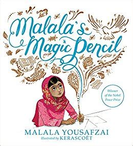magic pencil childrens book 0712347704 malala s magic pencil malala yousafzai kerasco 235 t 9780316319577 amazon com books
