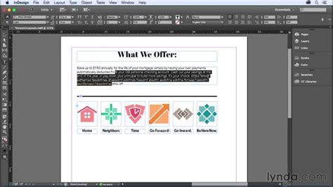 youtube liquid layout indesign working with dynamic layouts indesign secrets lynda