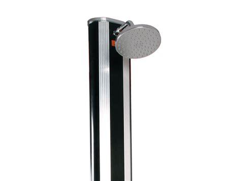 solaire avec rince pieds solaire en aluminium avec rince pieds et jet
